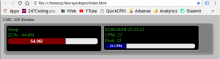 Auto creates monitor page index.html